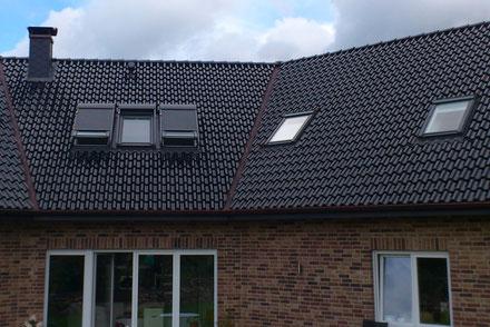 Einbau und Planung von Dachflächenfenstern mit Zimmerei Töfflinger GmbH
