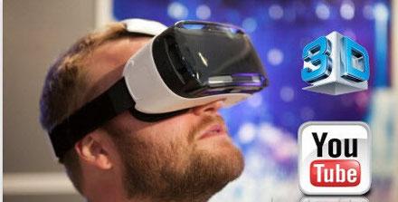 VR-Videos auf Youtube Produktbild