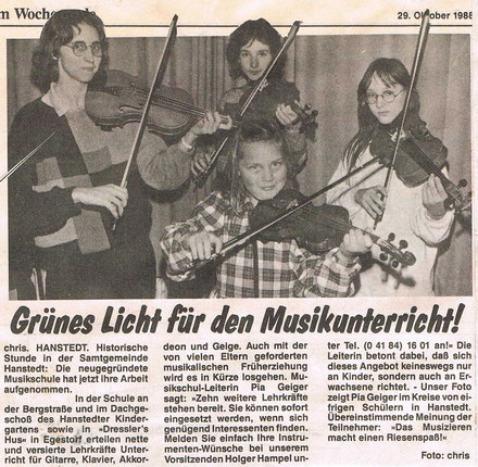 Nordheide Wochenblatt 29.10.1988