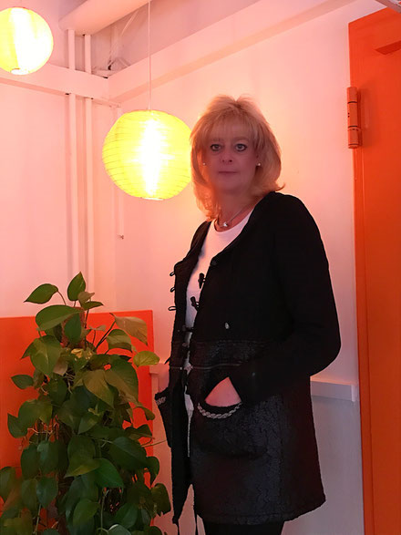 Frau Wend - Leitung der OGS