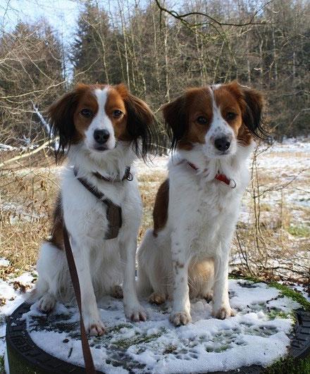 Tilda & Bethje