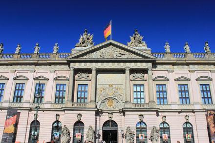 Deutsches Historisches Museum - ehemals Zeughaus