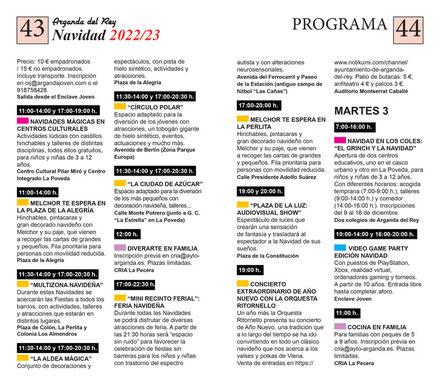 Navidad en Arganda del Rey Mercado Navideño Reyes