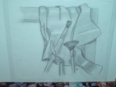 Zeichnung Übungsarbeit