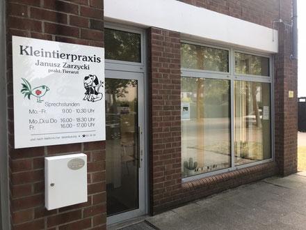 Kleintierpraxis Janusz Zarzycki Tierarzt Bremen-Habenhausen