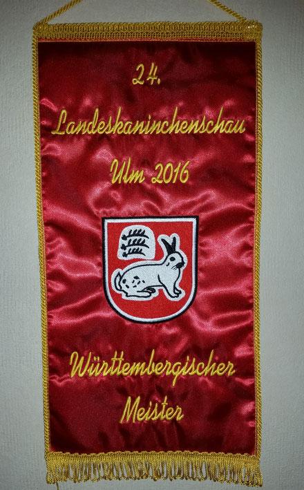Landesmeister: Florian Piott - Kbr. Lothringer - 385,5 Punkte