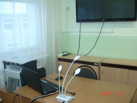 2012 г. Рабочее место учителя.