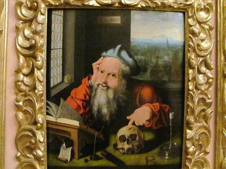 Un alchimiste de Metsys