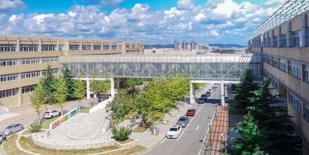大連外国語大学 漢学院