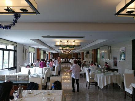 上海留学 華東師範大学 河西食堂3階レストラン