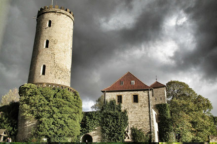 Top things to do in Bielefeld - Sparrenburg Castle Copyright Arnold Niebuhr