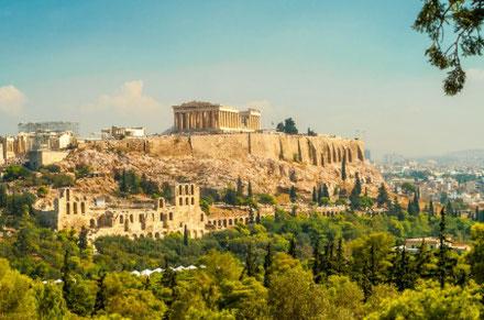 Acropolis of Athens Copyright milosk50