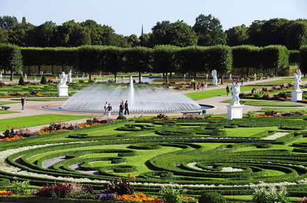 Hannover top things to do - Herrenhausen - Copyright Hannover.de
