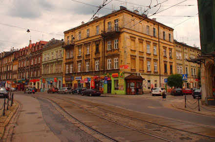 Krakow top things to do - Kazimierz - Copyright  Paul Arps