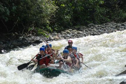 Rápidos Río Balsa Clase III & IV