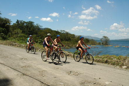 Mountain Bike around Lake Arenal