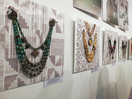 "Exhibition of Slava Saluk ""Geography"""