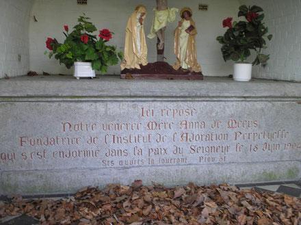 Le Tombeau d'Anna de Meeûs
