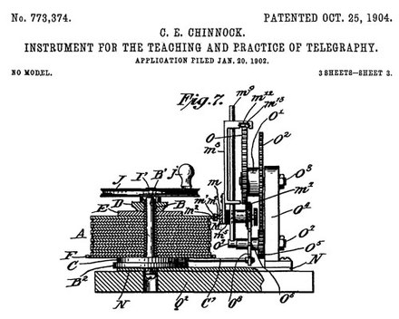 Omnigraph patent drawing