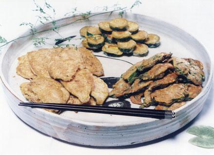 野菜と肉のジョン