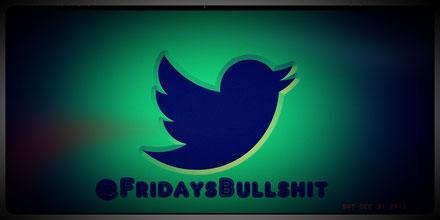 Retrouve des twiiitts, des articles, des GIF sur le fil twitter des Bullshits @FridaysBullshit