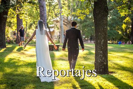 Reportajes de bodas en Madrid