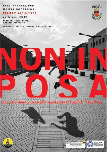 Mostra fotografica 'Non in posa' di Daniele Marino al Cassero di Prato