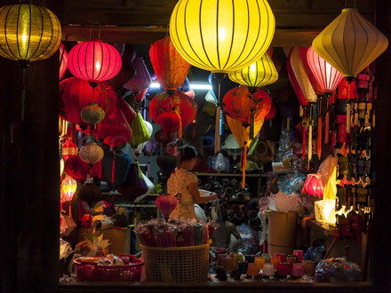 Lumière du Vietnam - Hoi An © Olivier Philippot Photo
