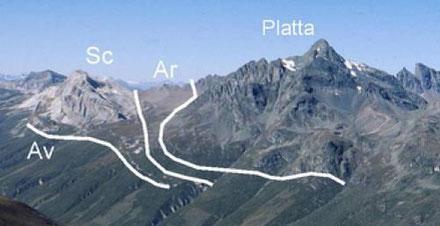 Geologie Weissberg