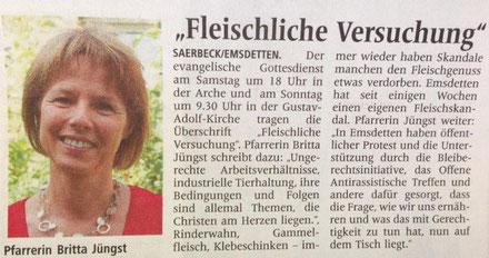 Emsdettener Volkszeitung/Saerbeck