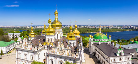 Kiev Pechersk Lavra Ukraine private city tour