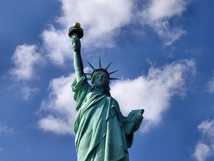 Statue of Liberty New York private city tour