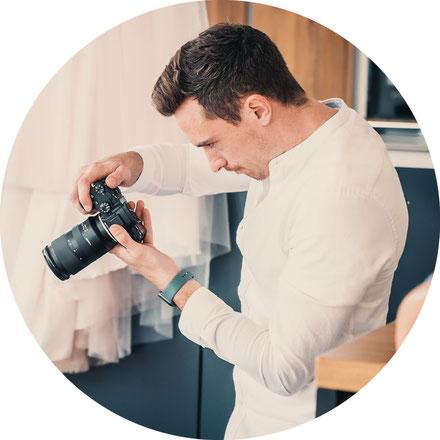 Dominic Mainzer Hochzeitsvideo Drohne Trier