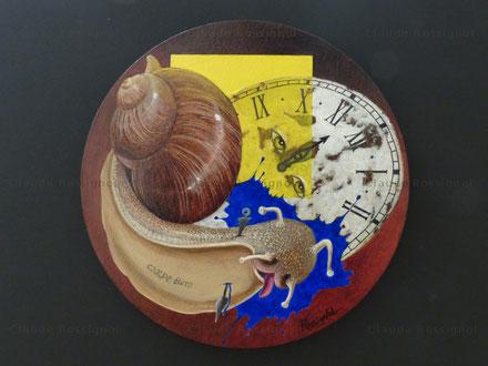 Tuer le temps - Claude Rossignol