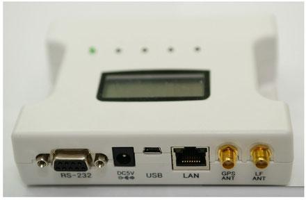 GPS Network TimeServer