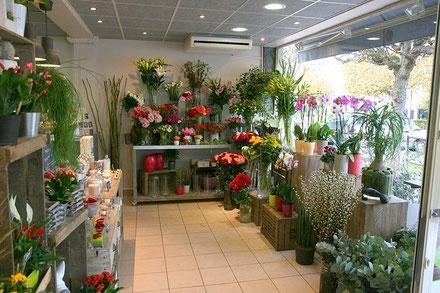 boutique fleuriste Sartrouville Mél'ange  Fleurie