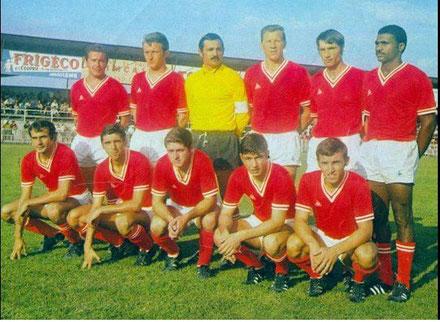 Nîmes Olympique 67/68