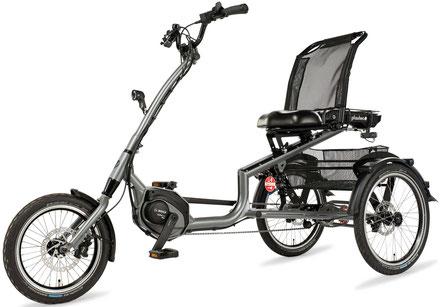 Dreirad für Erwachsene Pfau Tec Scoobo