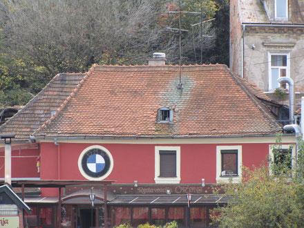 """BMW"" Haus in Marburg"