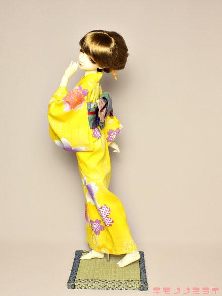 SD 浴衣,Dollfie yukata,SD kimono