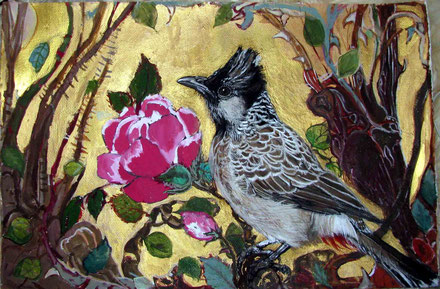 2008 : Bulbul and the Rose