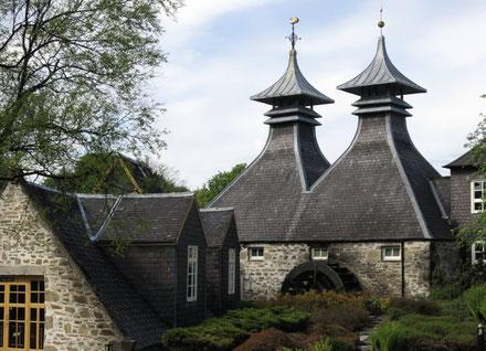 Whiskydestillery, Whiskybrennerei, Destillerie, Schottland, Highlands, Whisky