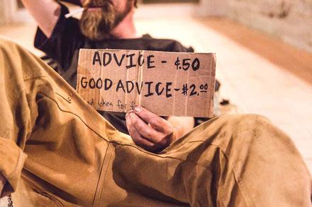 Guter Ratschlag - sparen bei den Kosten einer Hochzeit