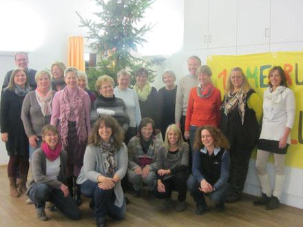 Weihnachtslachen mit anschließender Adventsfeier 2015