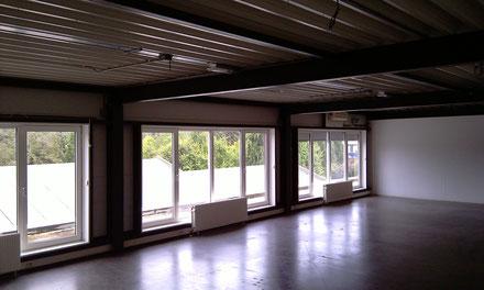 kantoorruimte vrij indeelbaar in Baarn