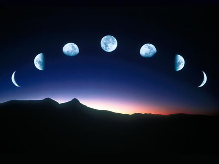 dieta della luna