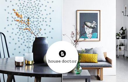 house doctor online kaufen zierart online shop f r d nisches wohndesign. Black Bedroom Furniture Sets. Home Design Ideas