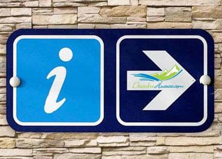 Oficinas de turismo en Huesca