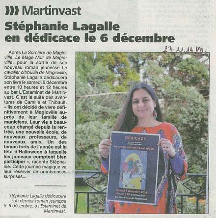 Merci à Jean-Luc Fonty pour cet article clair et la publication de la photo faite par mon fils Thibault. Merci à lui également.