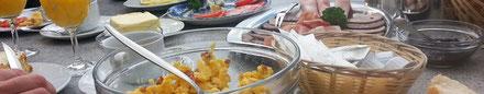 Winzerfrühstück im Ahrtal an der Ahr in Mayschoß täglich ab 11 Uhr möglich.